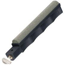 Lansky Curved Blade Coarse Sharpening Hone - Black Holder