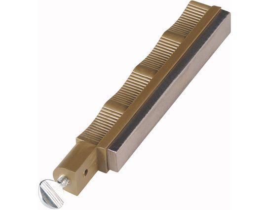 Lansky Fine Diamond Sharpening Hone - Gold Holder
