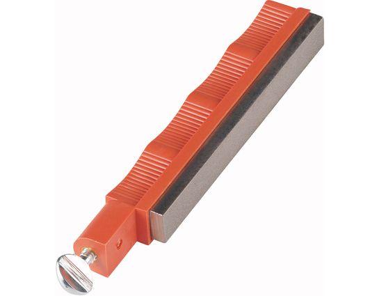 Lansky Medium Diamond Sharpening Hone - Orange Holder