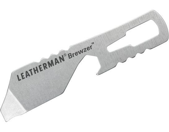 Leatherman Brewzer Keychain Size Mini Multi-Tool, Bottle Opener