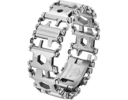 Leatherman Tread Bracelet Multi-Tool, Stainless