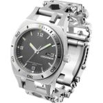 Leatherman Tread Tempo Multi-Tool Watch, Stainless