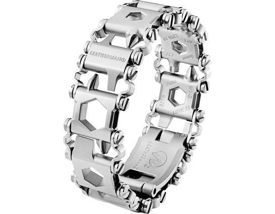 Leatherman Tread LT Bracelet Multi-Tool, Stainless