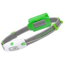 LED Lenser 880214 NEO H4 Full-Size LED Headlamp, 90 Max Lumens, Green