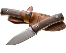 LionSteel M4 Fixed Bushcrafters