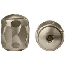 LionSteel TiP Titanium Lanyard Bead, Bronze