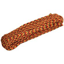 550 Paracord, Fireball, 100 Feet