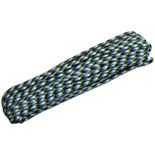 550 Paracord, Blue Snake, 100 Feet