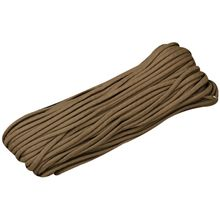 550 Paracord, Brown, 100 Feet