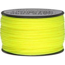 Nano Cord, Neon Yellow, 300 Feet x 0.75 mm