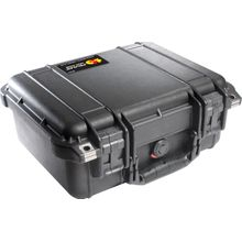 Pelican 1400 Protector Case with Foam, Black