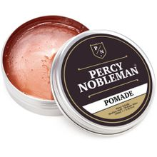 Percy Nobleman Pomade Hair Wax, 100ml Tin