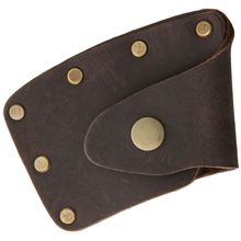 Prandi Axe Blade Leather Sheath, Fits PRA0306TH