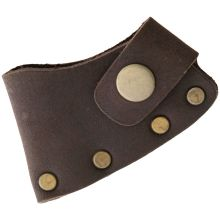 Prandi Axe Blade Leather Sheath, Fits PRA5105CH