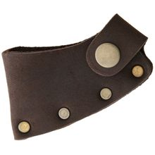 Prandi Axe Blade Leather Sheath, Fits PRA4306TH