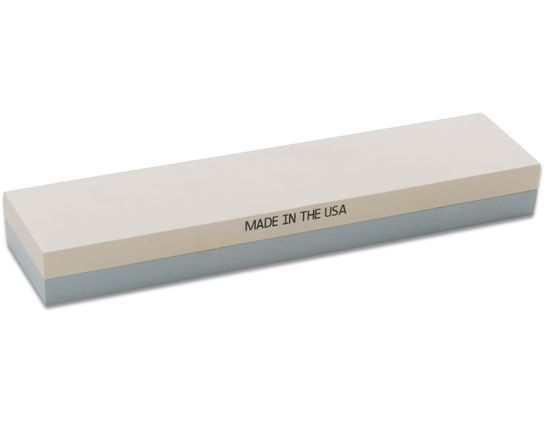 Pride Abrasives Combination Water Stone, 1000/6000 Grits, 8 inch x 2 inch x 1 inch