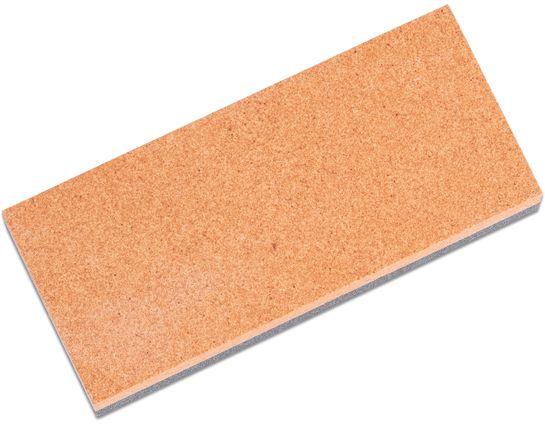 Pride Abrasives Fine/Coarse Combination Stone, 4 inch x 1.75 inch x 0.625 inch