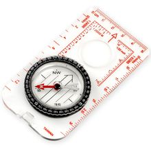NDūR Medium Liquid Filled Map Compass