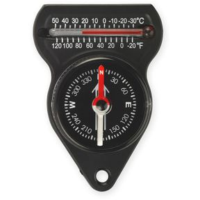 NDUR ND72010-BRK Survival Tool with Compass