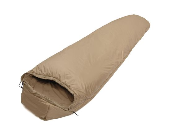 Snugpak Softie 9 Hawk Coyote Right Hand Zip