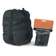Snugpak Compression Stuff Sacks Black Medium