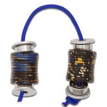 Rain City Begleri Aluminum Fidget Spinner, Artist