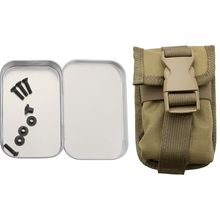 ESEE Knives ESEE-5 and ESEE-6 Accessory Pouch, Khaki