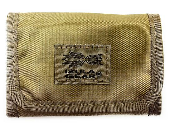 ESEE Izula Gear EDC Billfold / Wallet, Desert Tan