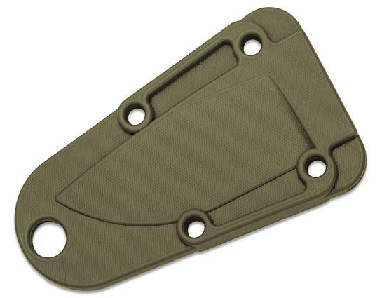 ESEE Knives Izula Molded Sheath, OD Green (ESEE-IZULA-SHEATH-OD)