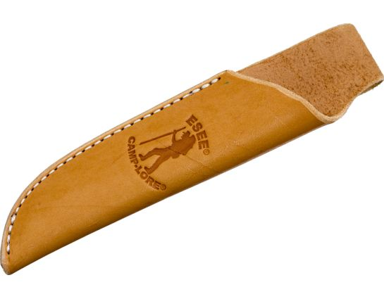 ESEE Knives Camp-Lore James Gibson JG3 Leather Sheath, Right-Hand