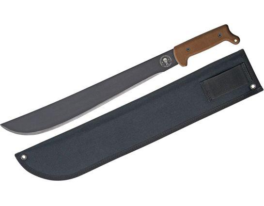 ESEE Knives Lite Machete 18 inch Condor Blade, Micarta Handles, Cordura Sheath