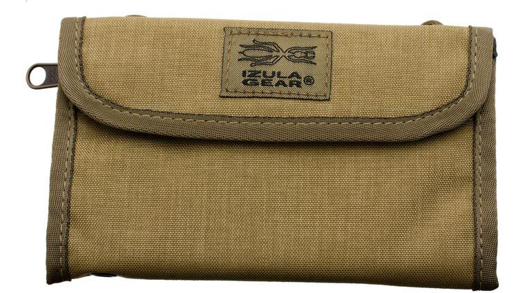 ESEE Izula Gear Passport Case, Desert Tan
