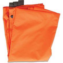 ESEE Knives Survival Signal Tarp, Orange Nylon, 5 ft. x 5 ft.