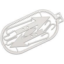 ReadyMan Dog Tag Survival Card