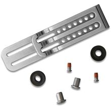 Real Steel Knives Universal Clip with Hardware