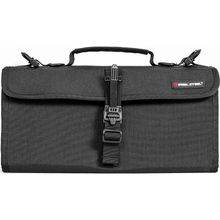Real Steel Knives Pilgrim 22 Knife Bag, Black