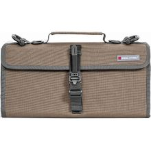 Real Steel Knives Pilgrim 22 Knife Bag, Coyote Brown