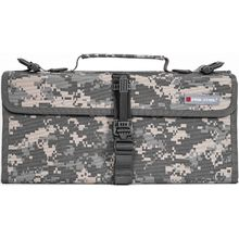 Real Steel Knives Pilgrim 22 Knife Bag, Camo
