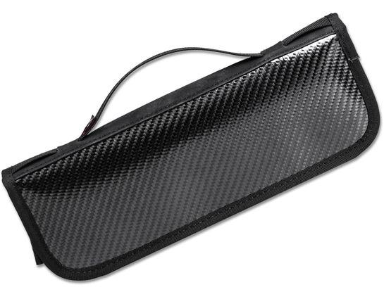 Antiwave Urban Carbon 1.0 XL EDC Zipper Carry Pouch