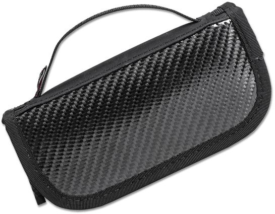 Antiwave Urban Carbon 1.0 EDC Zipper Carry Pouch