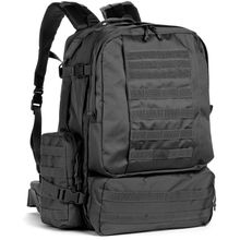 Red Rock Outdoor Gear 80171BLK Diplomat Backpack, Black