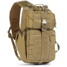 Red Rock Outdoor Gear 80201COY Rambler Sling Pack, Coyote Brown