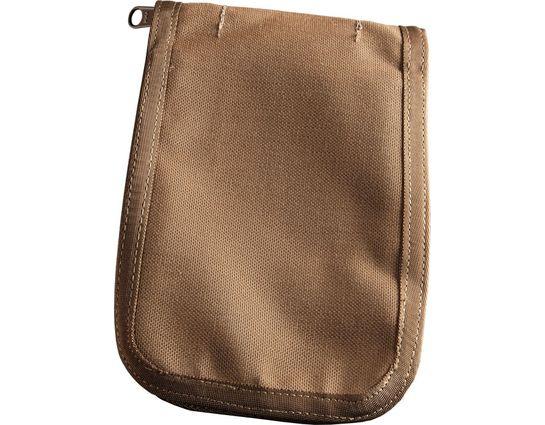 Rite in the Rain Cordura Fabric Notebook Cover, 5-1/4 inch x 7-1/2 inch, Tan