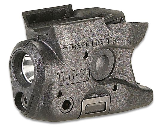 Streamlight TLR-6 Weapon Mount Tactical Light with Red Laser, Fits M&P 40/9