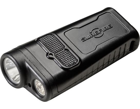 SureFire Guardian Dual-Beam Rechargeable Ultra-High LED Flashlight, 1000 Max Lumens