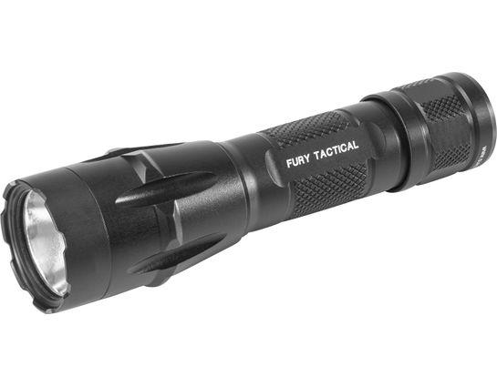SureFire FURY-DFT Dual Fuel Tactical Single-Output LED Flashlight, 1500 Max Lumens