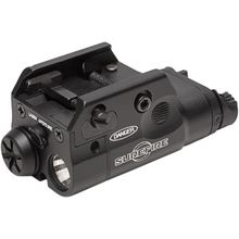 SureFire XC2-A Ultra-Compact LED Handgun Light and Laser Sight, 300 Lumens