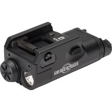 SureFire XC1-B Ultra-Compact LED Handgun WeaponLight, 300 Lumens