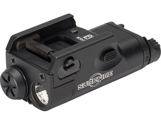 SureFire XC1-B Ultra-Compact LED Handgun WeaponLight, 300 Lumens