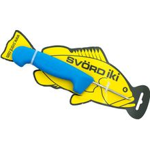 Svord Kiwi IKI Fish Spike 3 inch Carbon Steel, Blue Polypropylene Handle